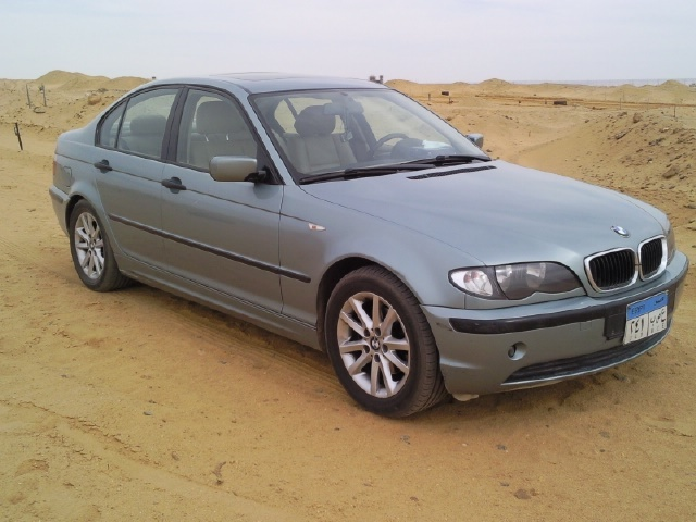 BMW 3 series 328xi 2005 photo - 8