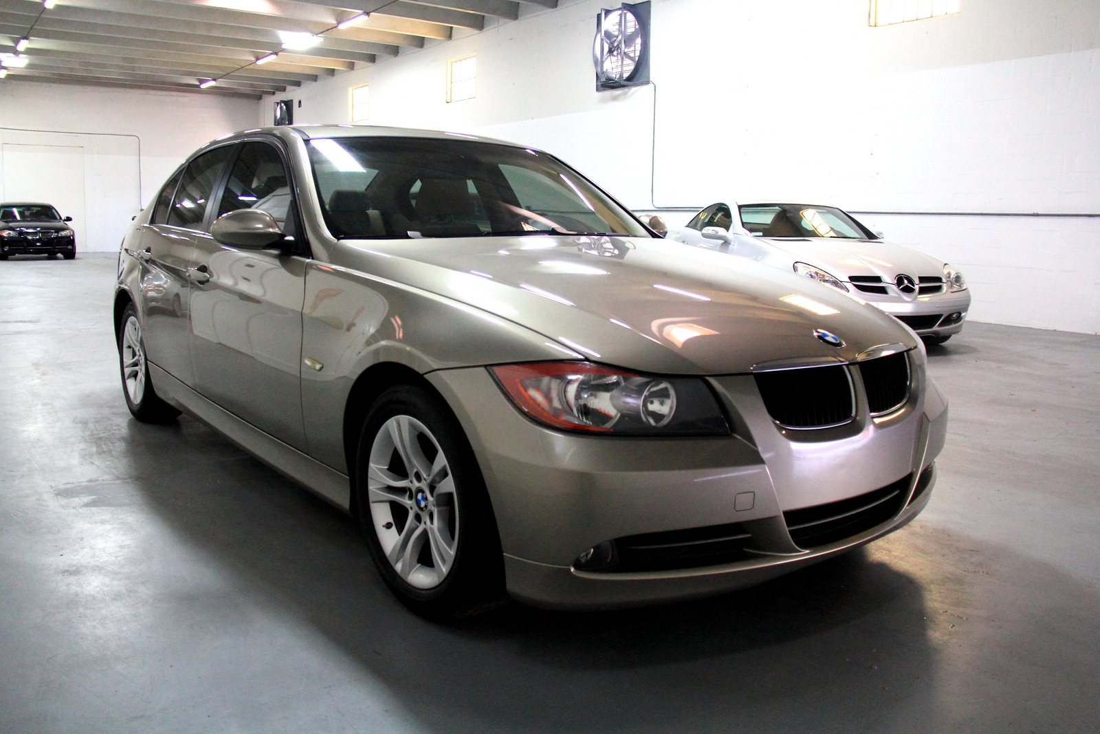 BMW 3 series 328xi 2008 photo - 11