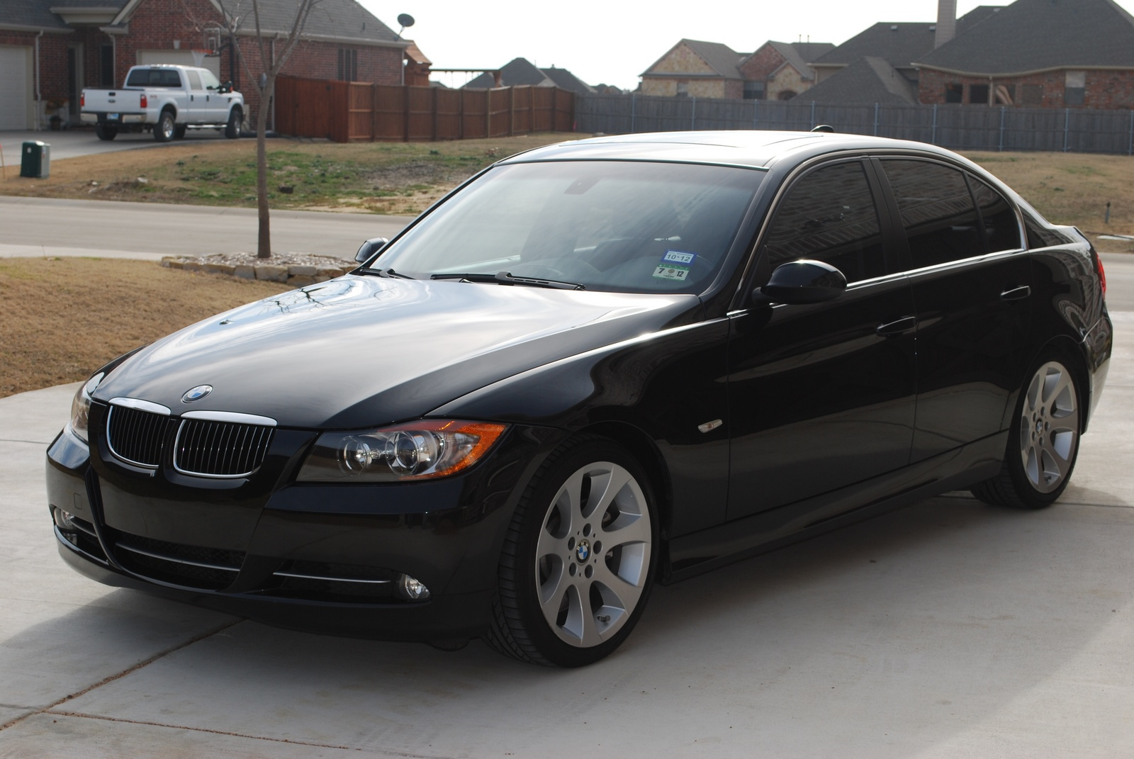 BMW 3 series 328xi 2008 photo - 3
