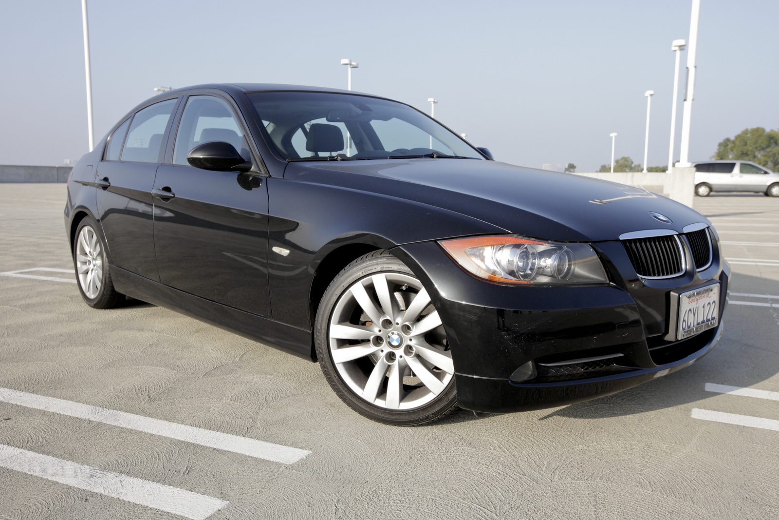 BMW 3 series 328xi 2008 photo - 4
