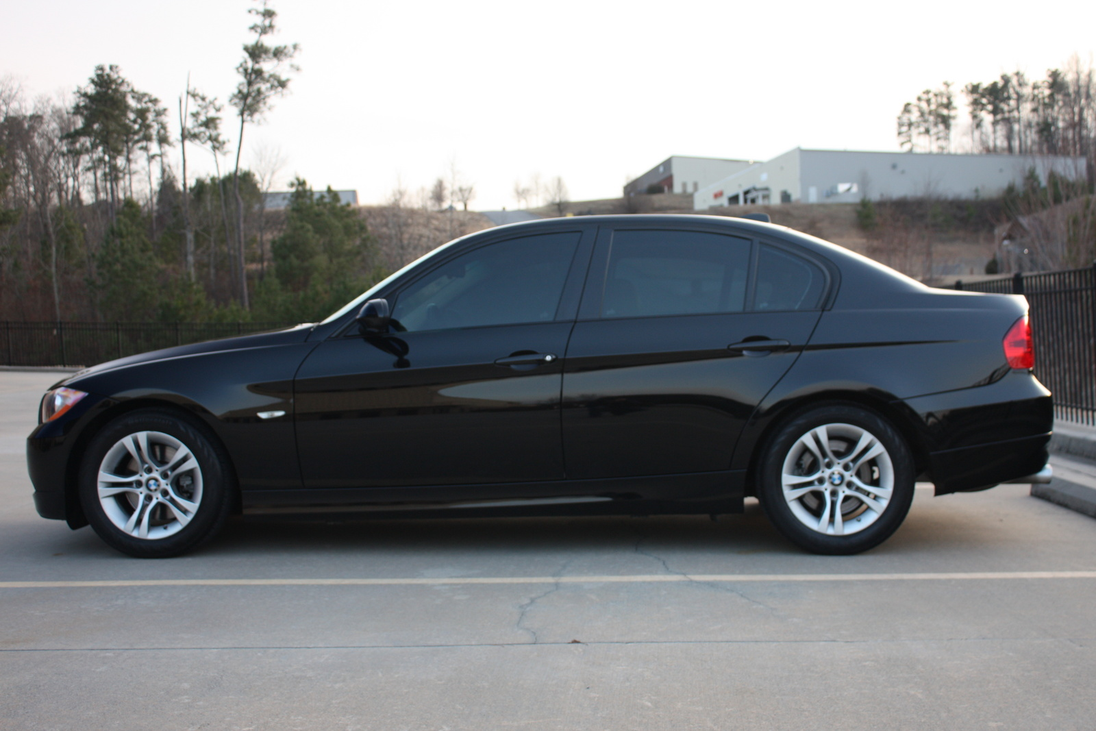 BMW 3 series 328xi 2008 photo - 5