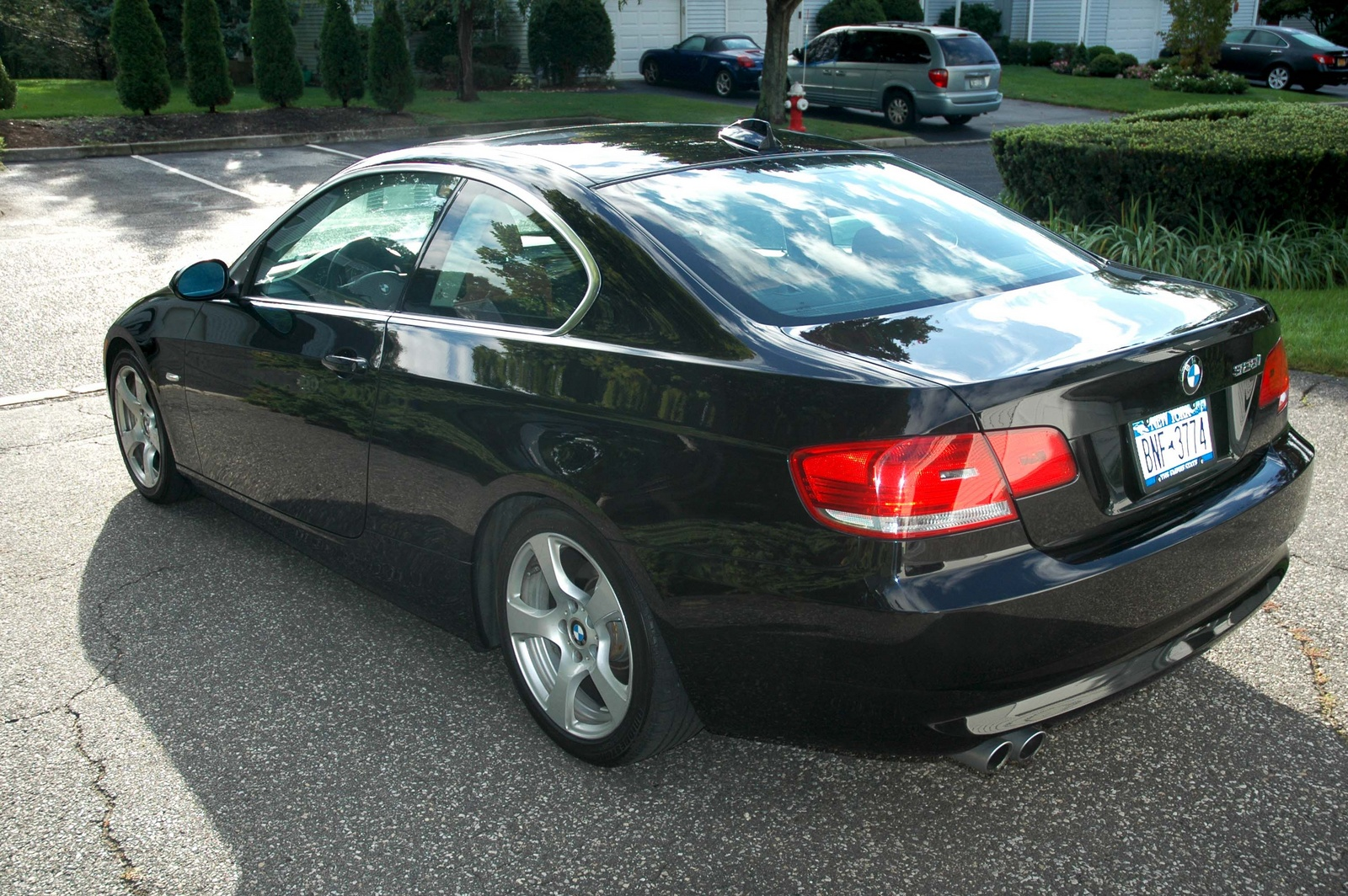 BMW 3 series 328xi 2008 photo - 7