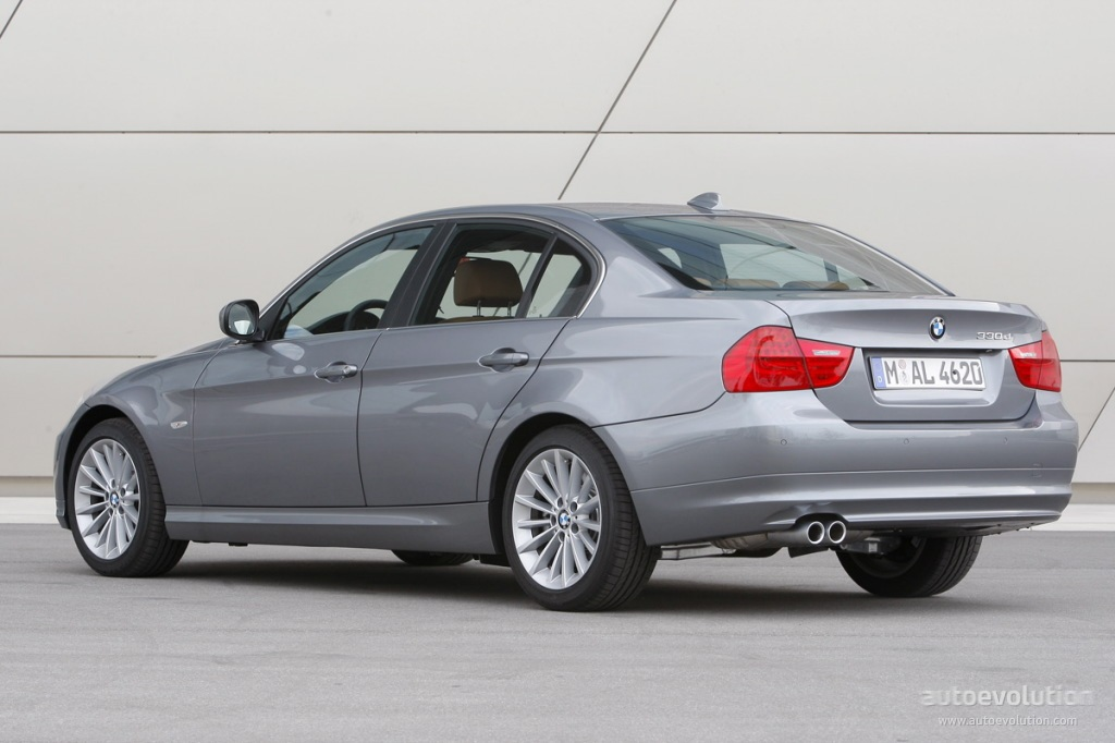 BMW 3 series 328xi 2008 photo - 8