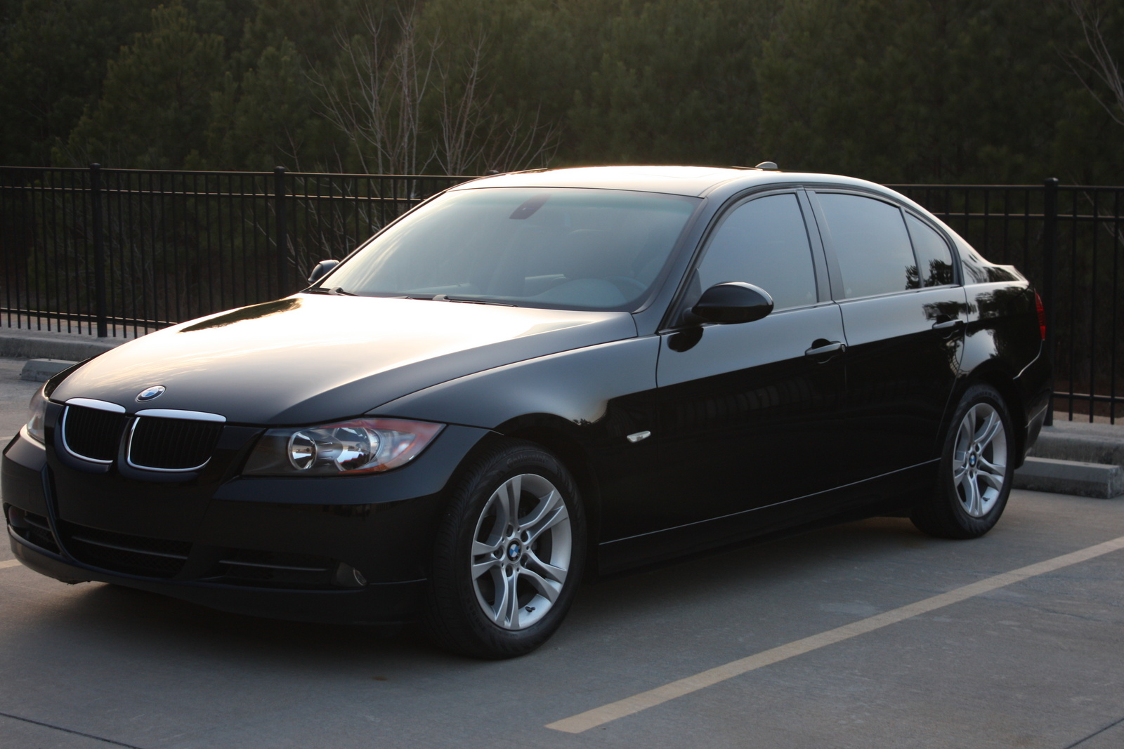 BMW 3 series 328xi 2008 photo - 9