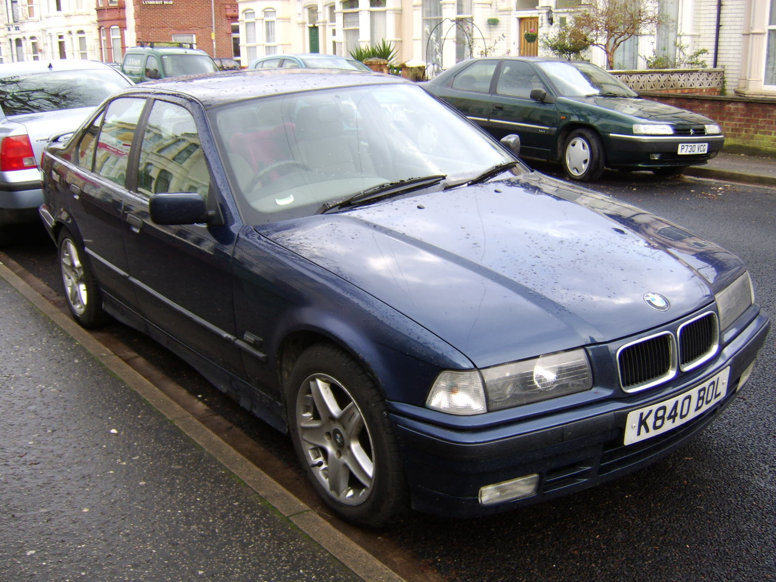 BMW 3 series 330Ci 1999 photo - 6