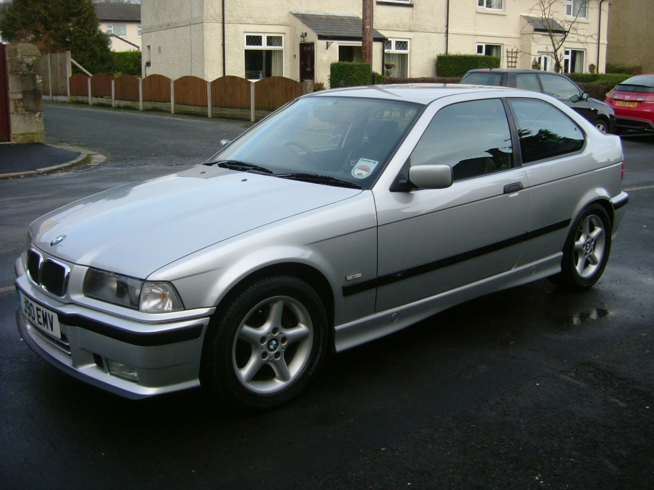 BMW 3 series 330Ci 1999 photo - 8