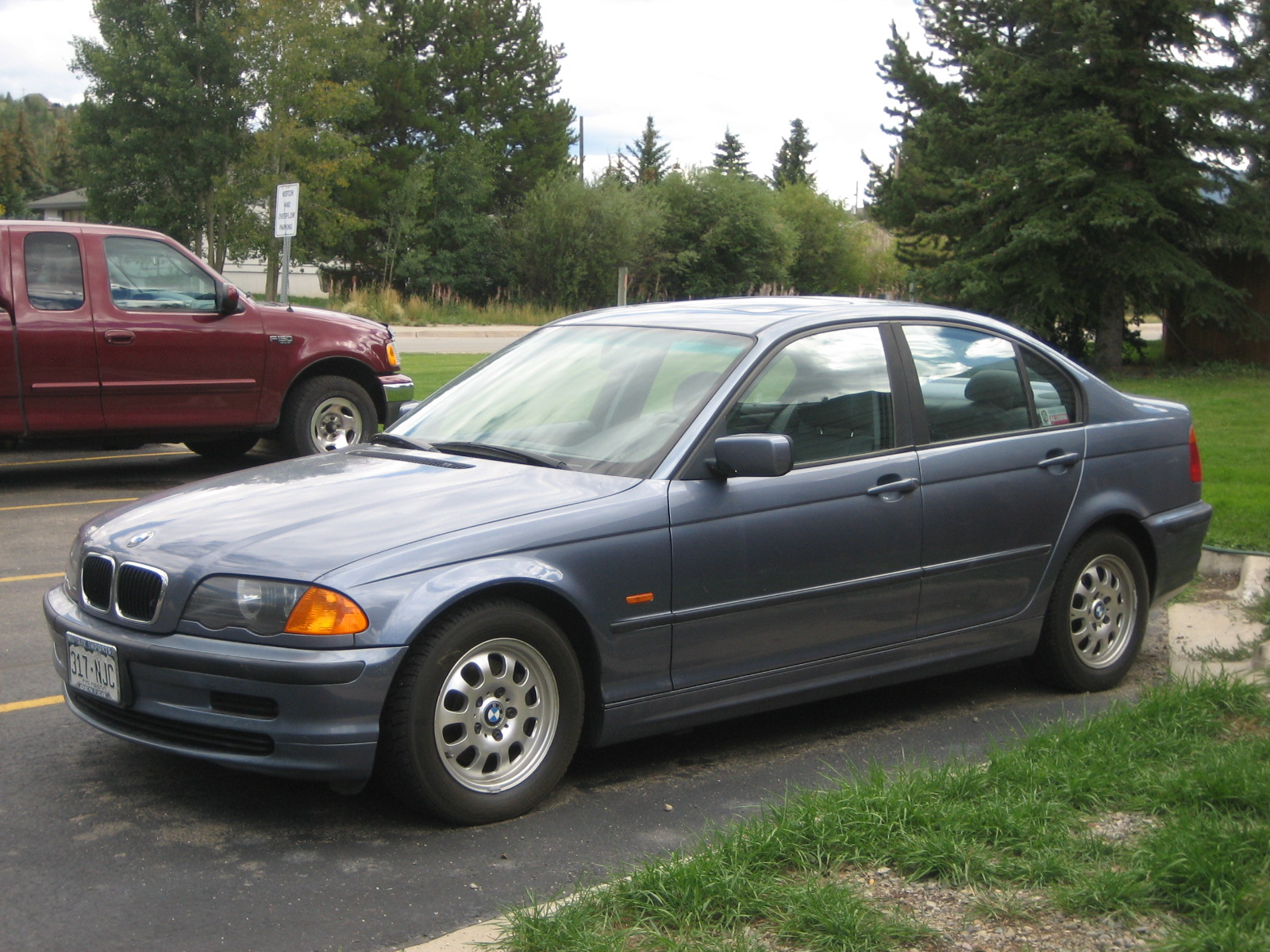 BMW 3 series 330Ci 1999 photo - 9