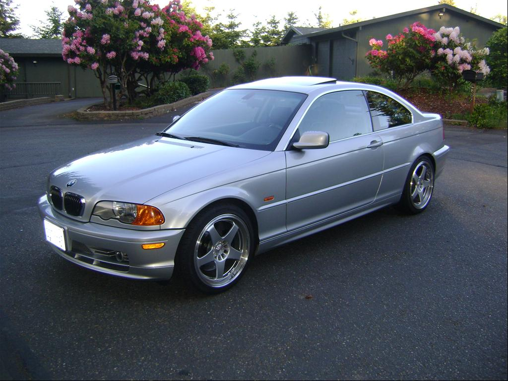 BMW 3 series 330Ci 2001 photo - 10