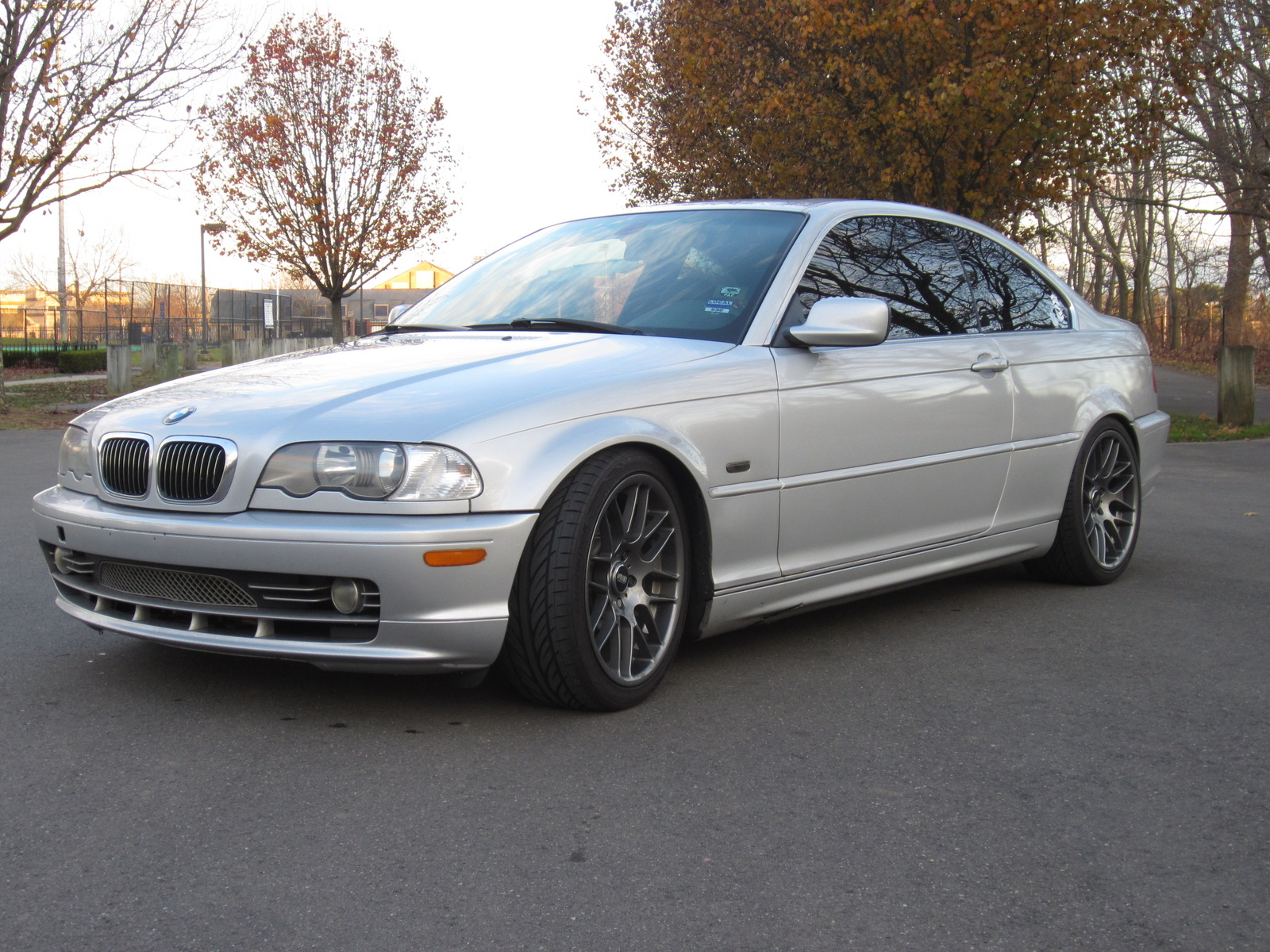 BMW 3 series 330Ci 2001 photo - 11