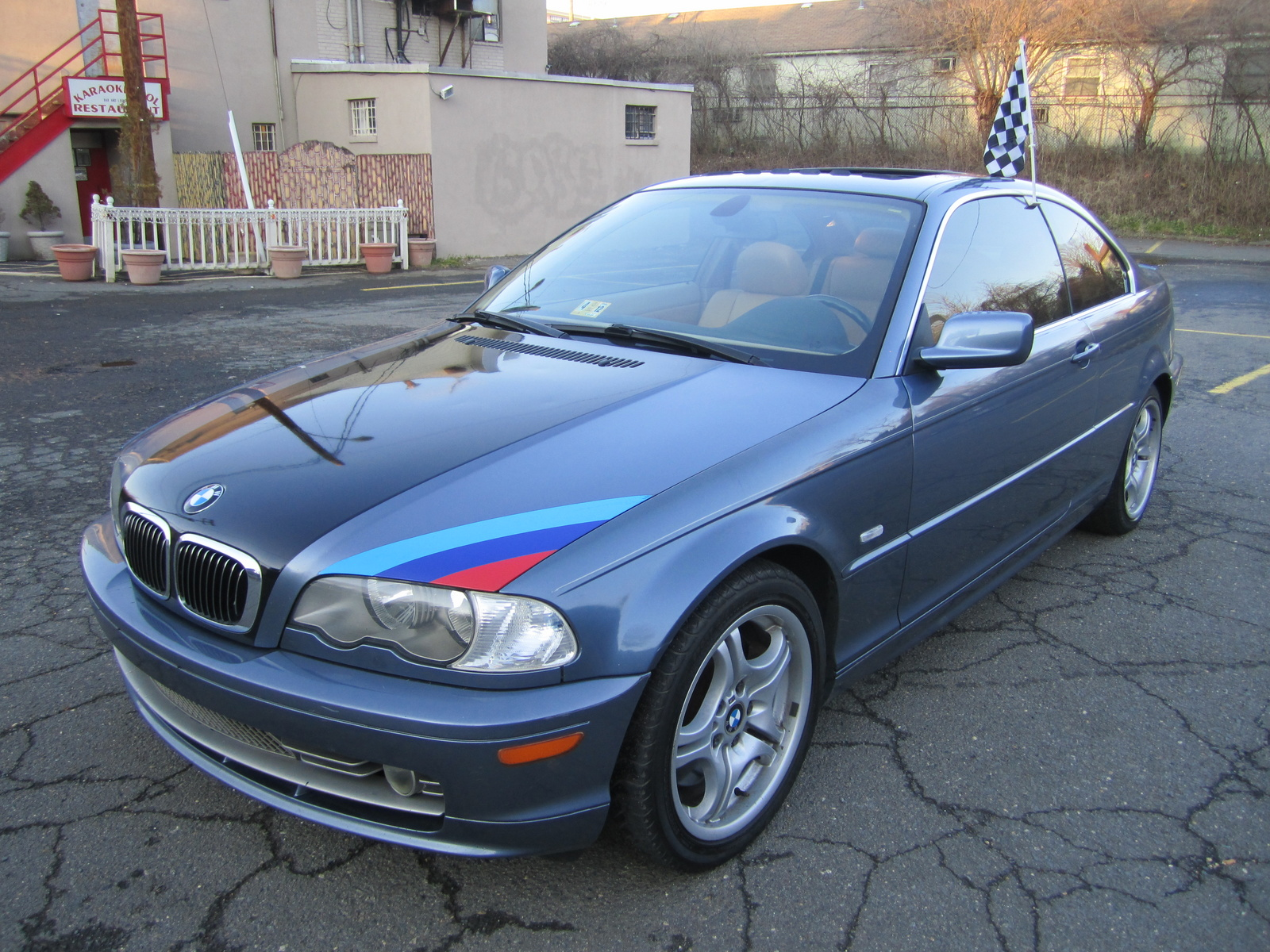 BMW 3 series 330Ci 2001 photo - 12