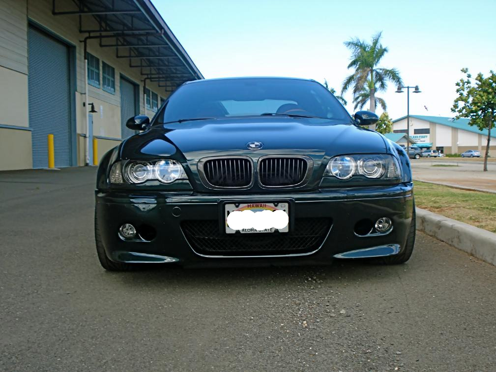 BMW 3 series 330Ci 2001 photo - 4