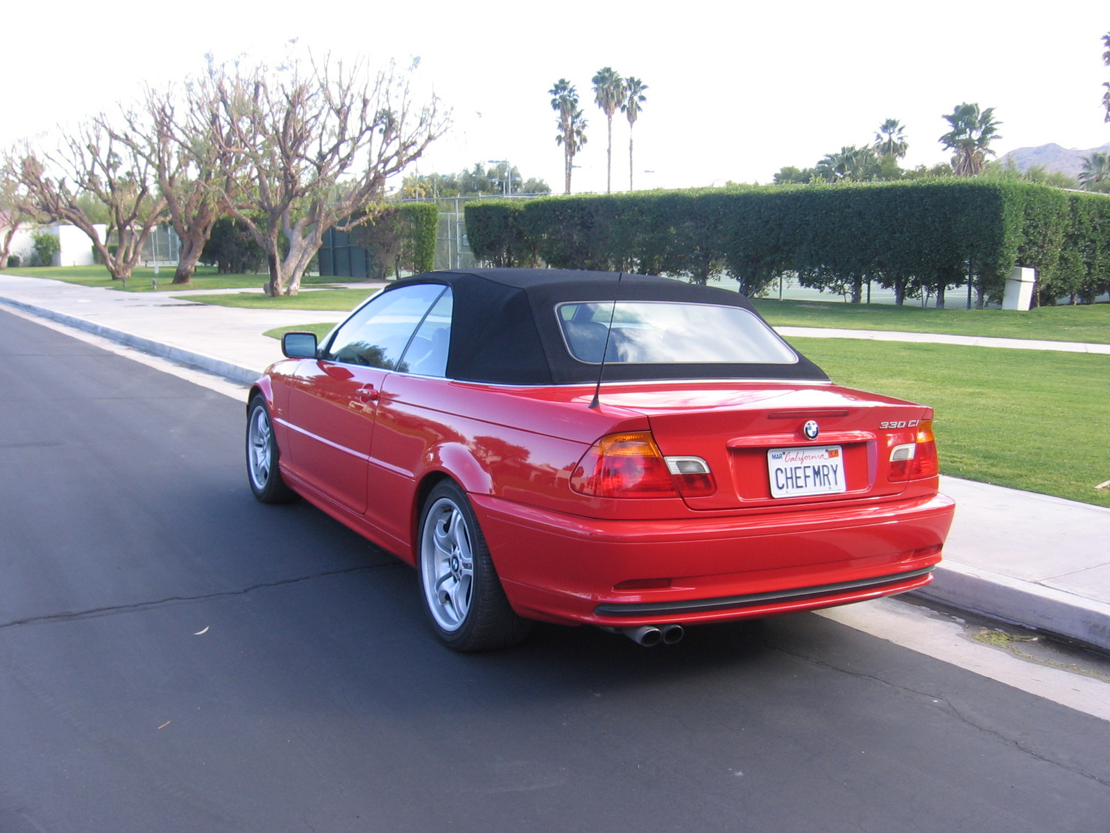 BMW 3 series 330Ci 2001 photo - 6