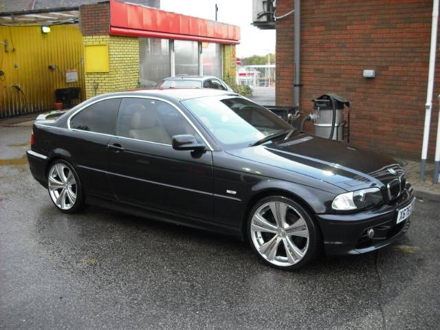BMW 3 series 330Ci 2001 photo - 7