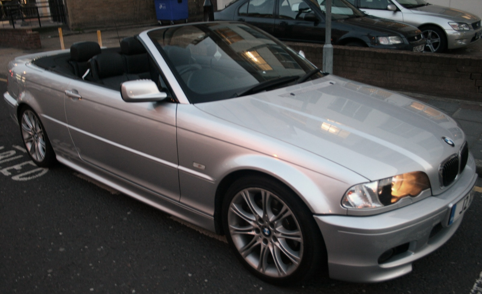BMW 3 series 330Ci 2002 photo - 11