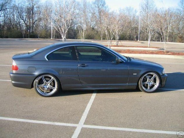 BMW 3 series 330Ci 2002 photo - 12