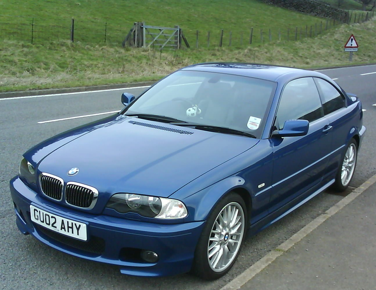 BMW 3 series 330Ci 2002 photo - 3