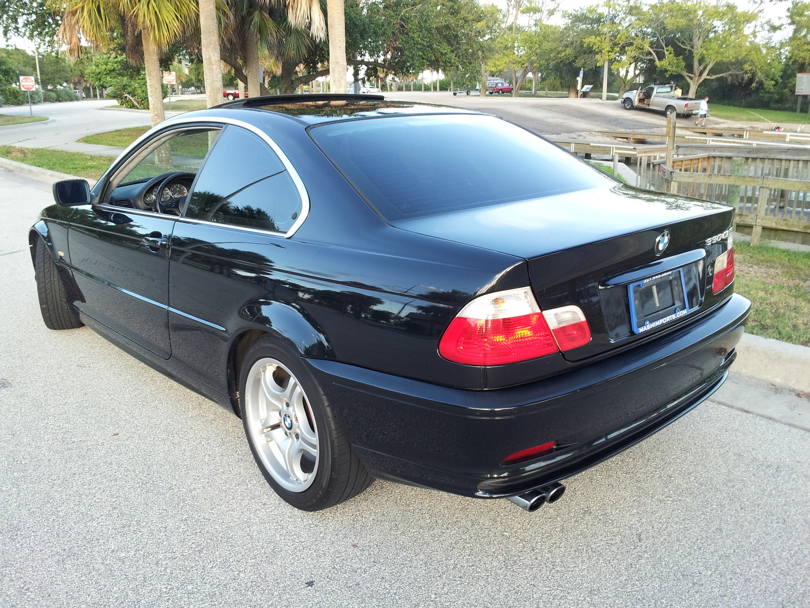 BMW 3 series 330Ci 2002 photo - 4