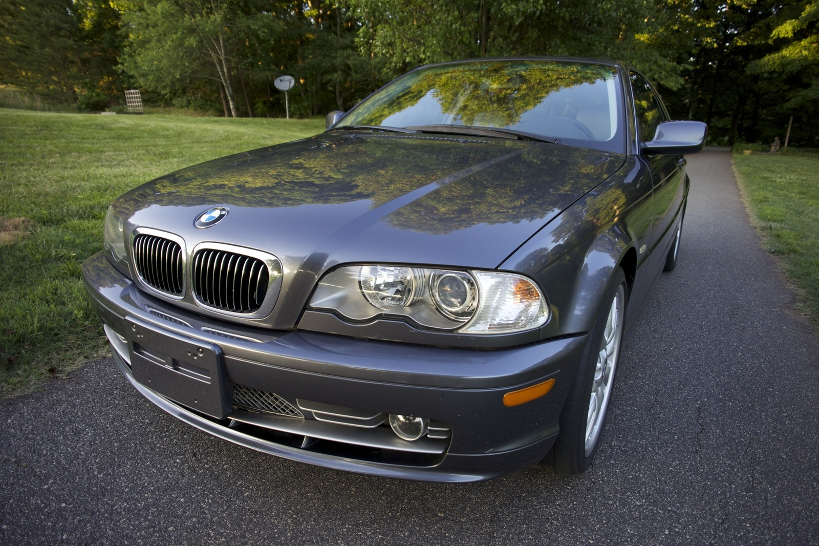 BMW 3 series 330Ci 2002 photo - 8