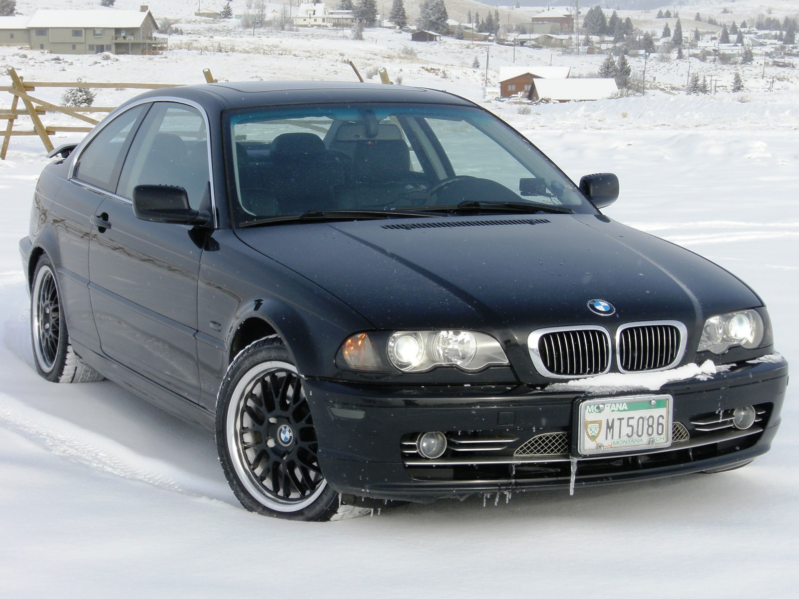 BMW 3 series 330Ci 2003 photo - 1
