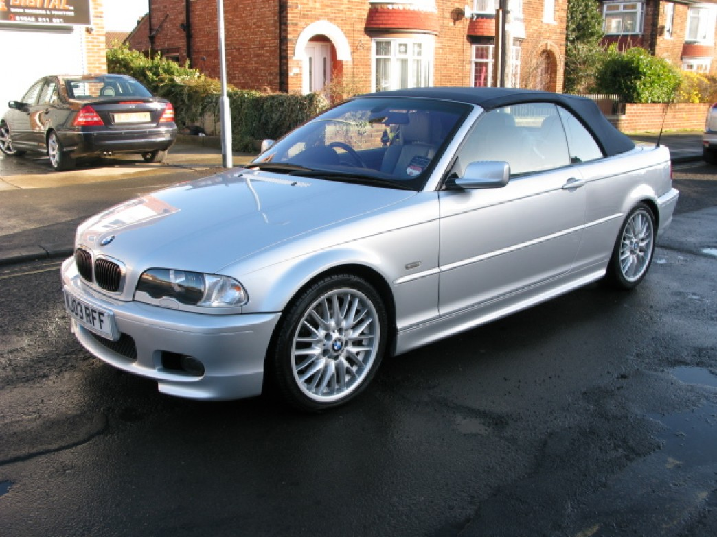 BMW 3 series 330Ci 2003 photo - 11