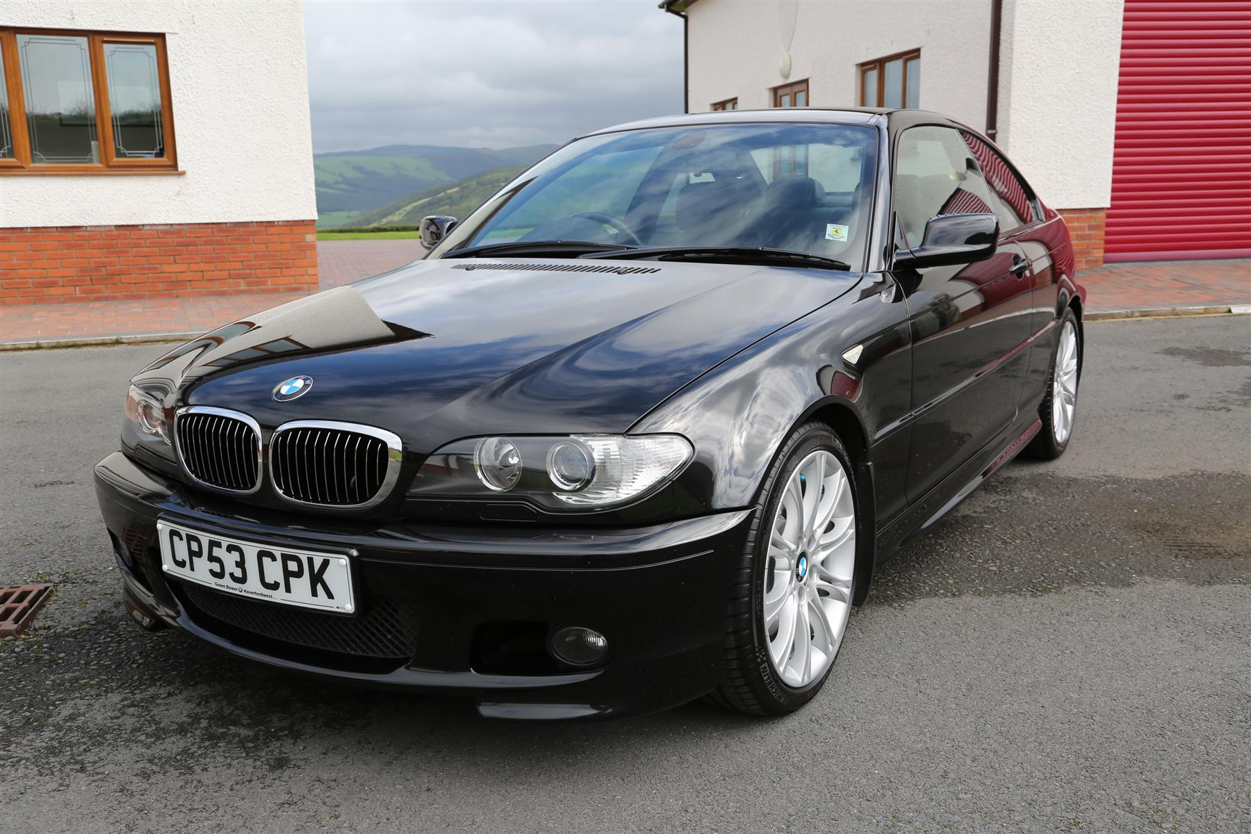 BMW 3 series 330Ci 2003 photo - 12