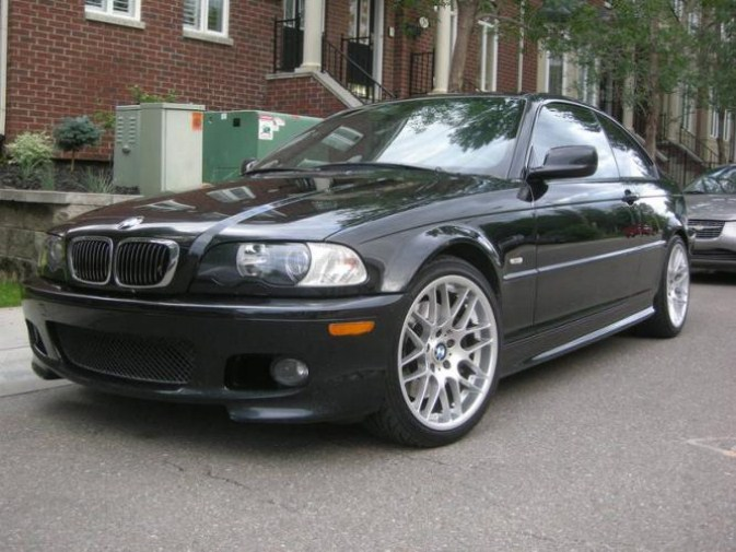 BMW 3 series 330Ci 2003 photo - 2