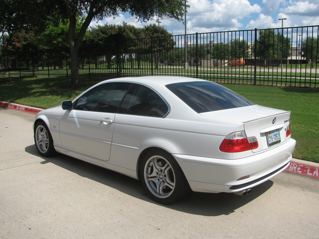 BMW 3 series 330Ci 2003 photo - 3
