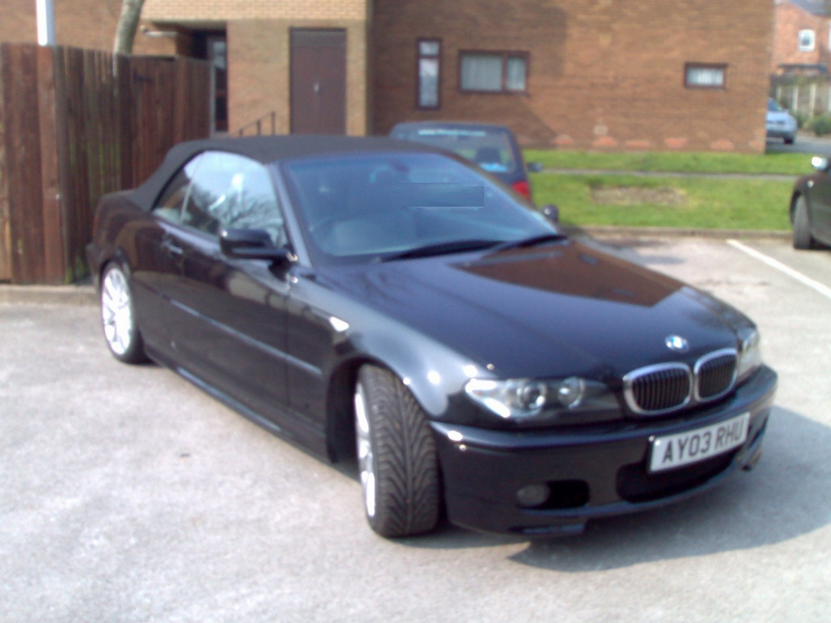 BMW 3 series 330Ci 2003 photo - 6
