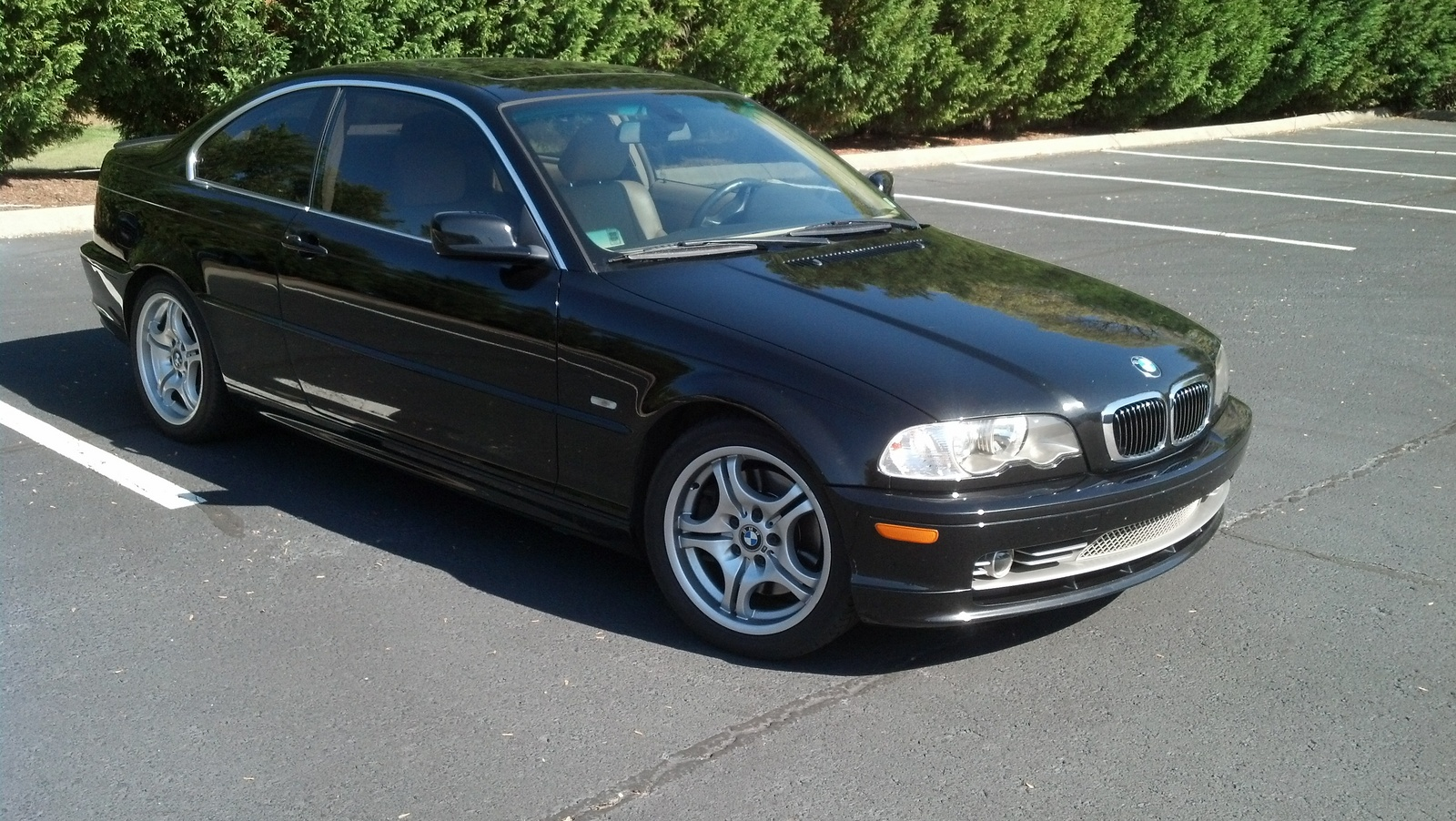 BMW 3 series 330Ci 2003 photo - 9