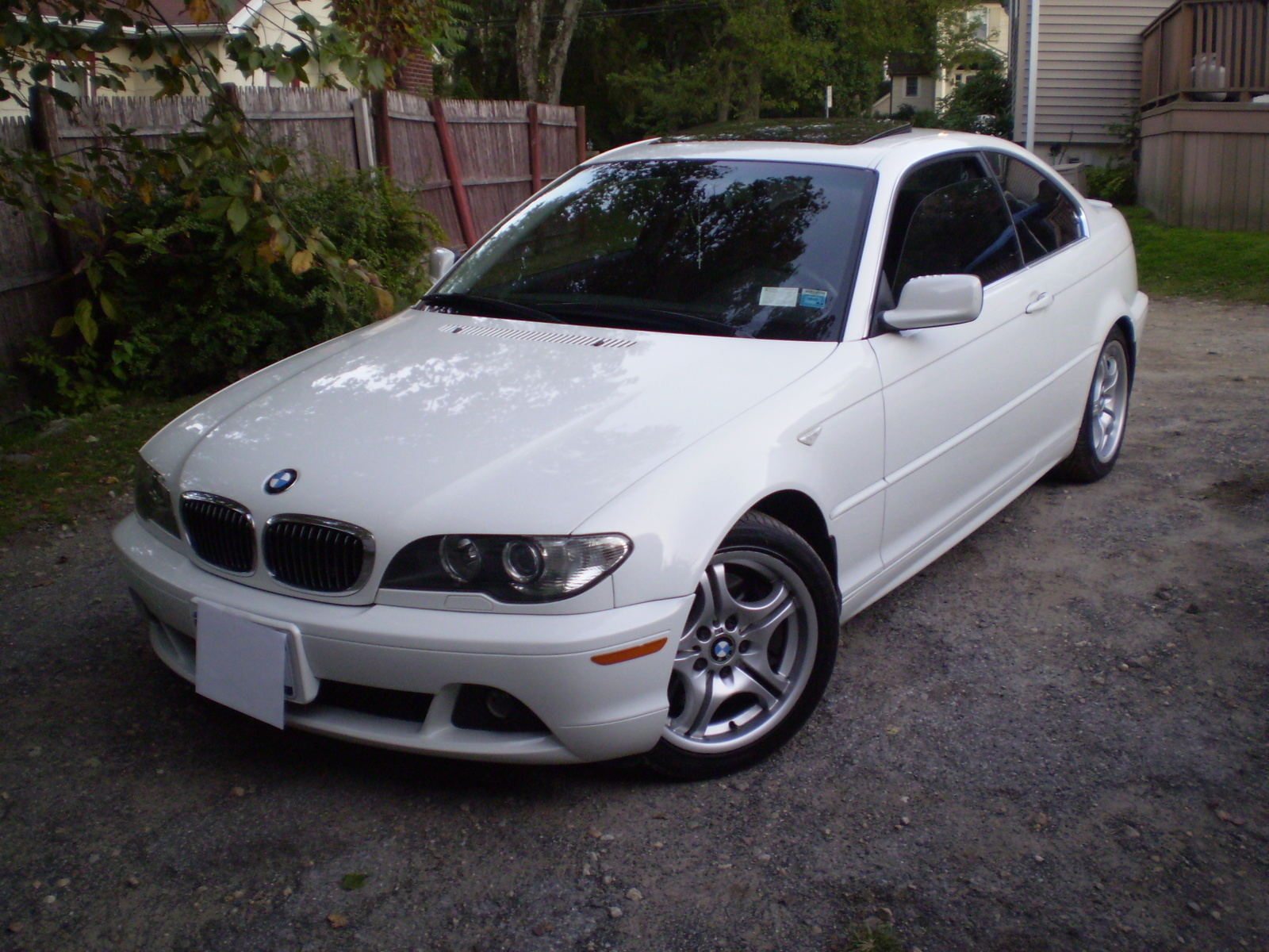 BMW 3 series 330Ci 2004 photo - 1