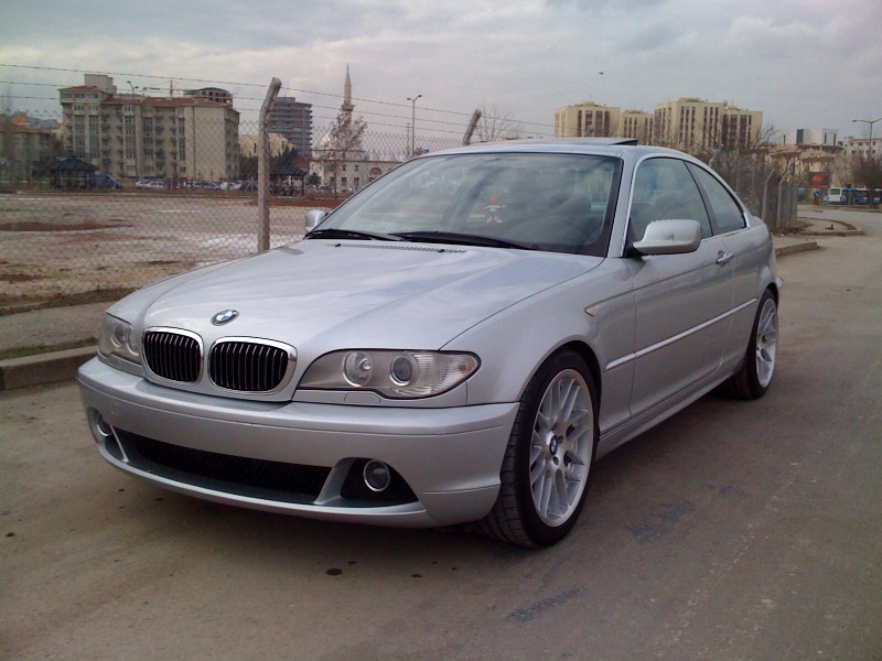 BMW 3 series 330Ci 2004 photo - 12
