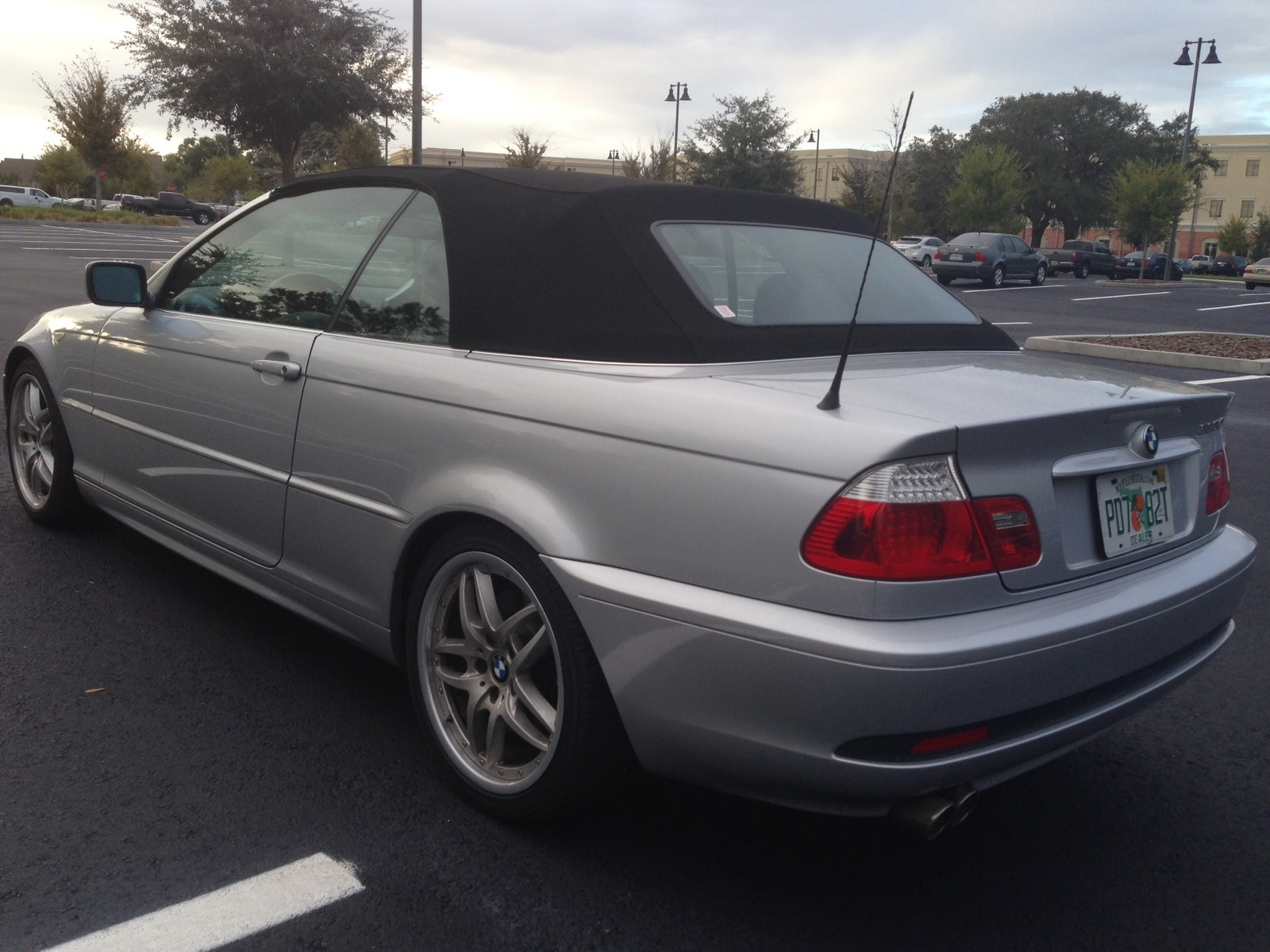BMW 3 series 330Ci 2004 photo - 2