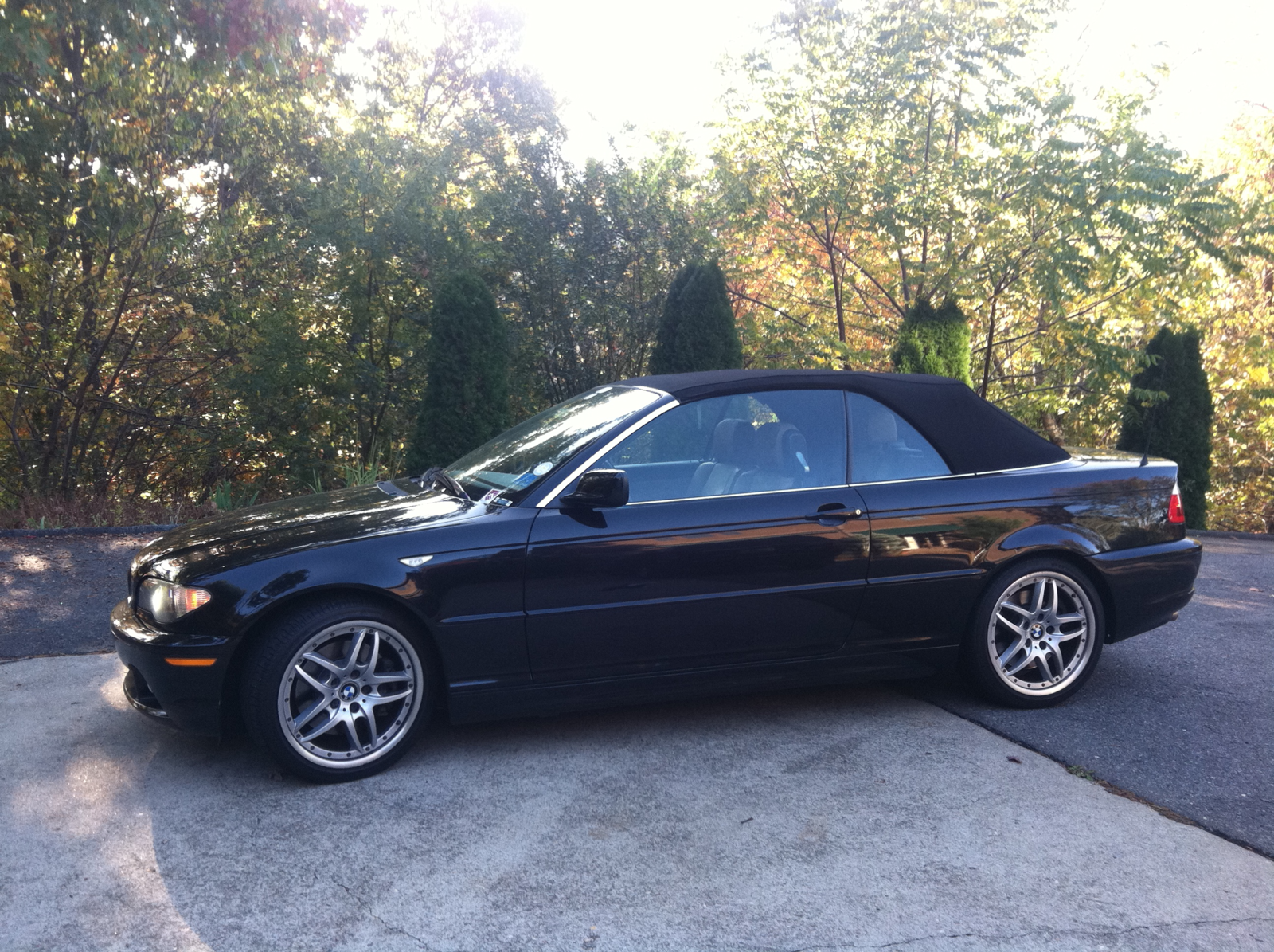 BMW 3 series 330Ci 2004 photo - 7