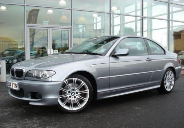 BMW 3 series 330Ci 2004 photo - 8