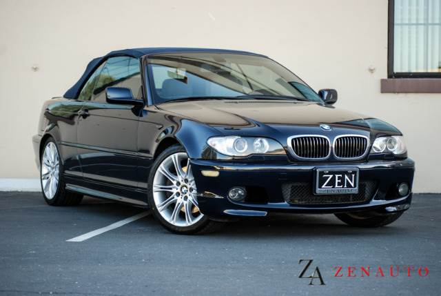 BMW 3 series 330Ci 2006 photo - 1