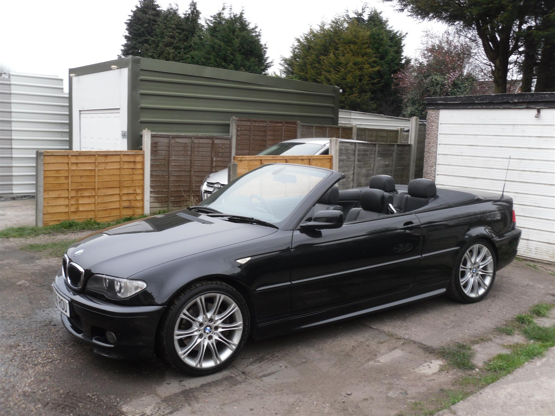 BMW 3 series 330Ci 2006 photo - 10