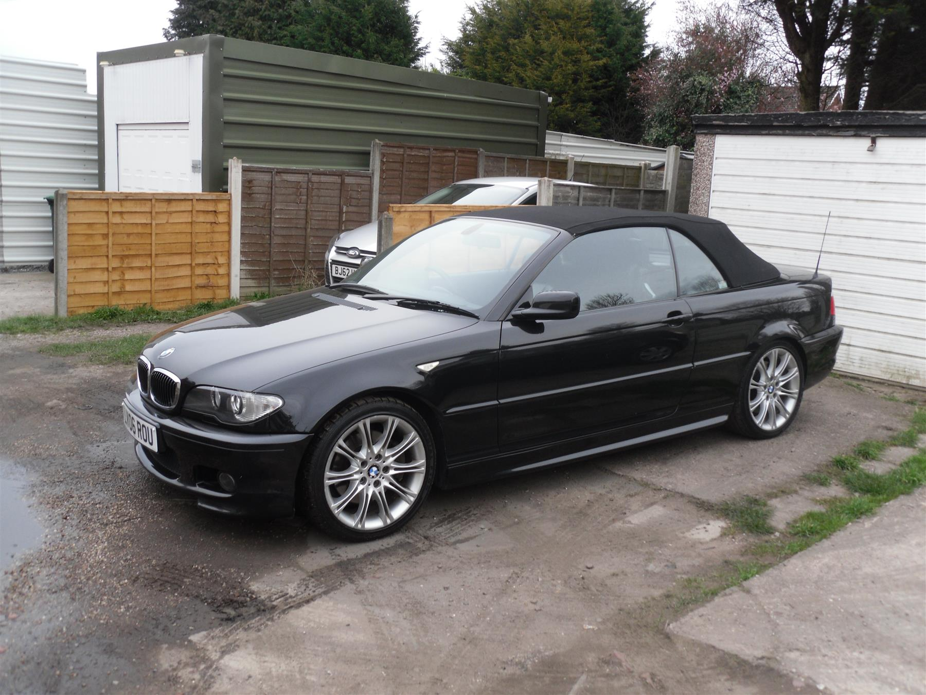 BMW 3 series 330Ci 2006 photo - 8