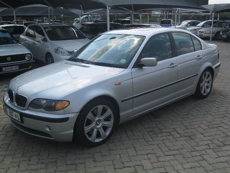 BMW 3 series 330d 2002 photo - 1