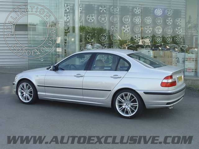 BMW 3 series 330d 2002 photo - 11