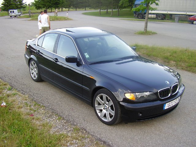 BMW 3 series 330d 2002 photo - 5