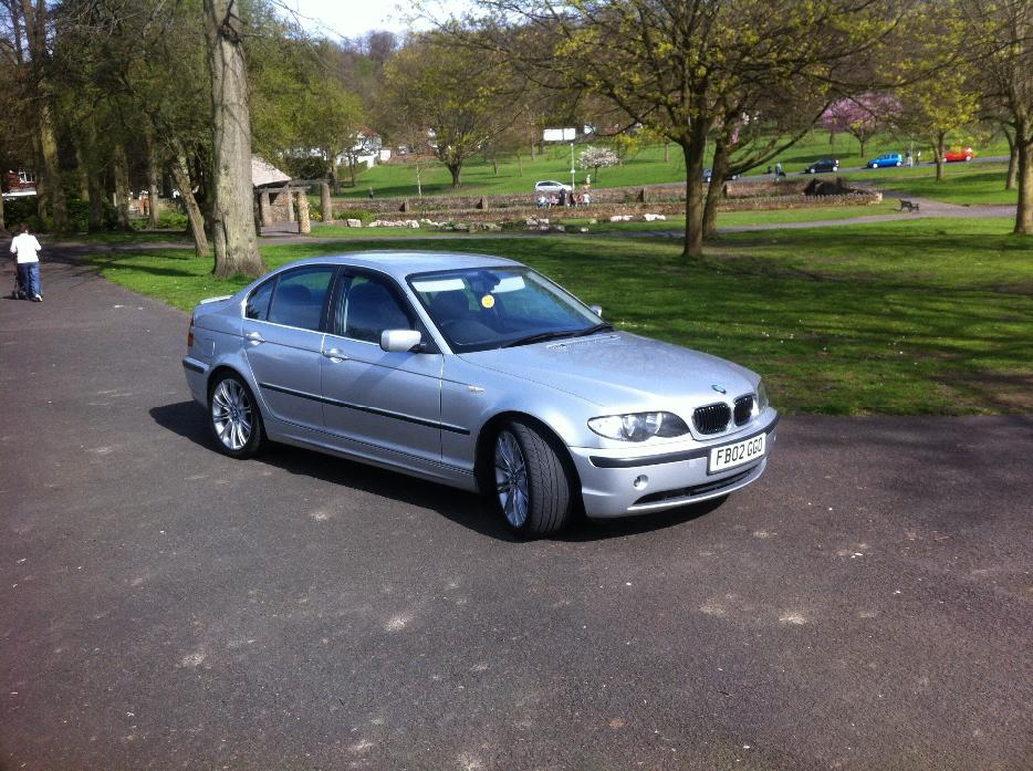 BMW 3 series 330d 2002 photo - 7