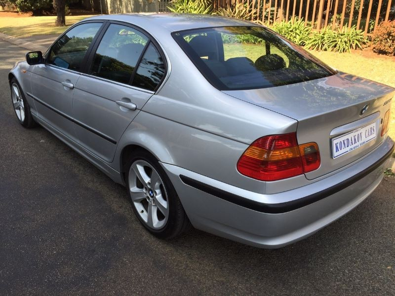 BMW 3 series 330d 2004 photo - 4