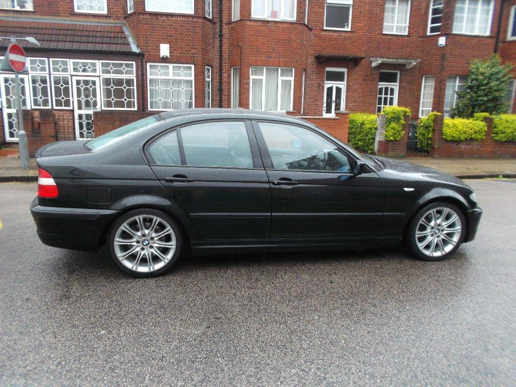 BMW 3 series 330d 2004 photo - 5
