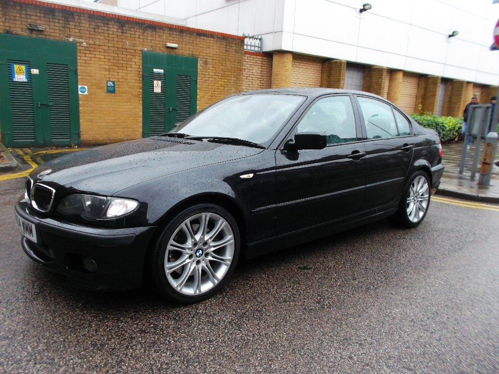 BMW 3 series 330d 2004 photo - 6