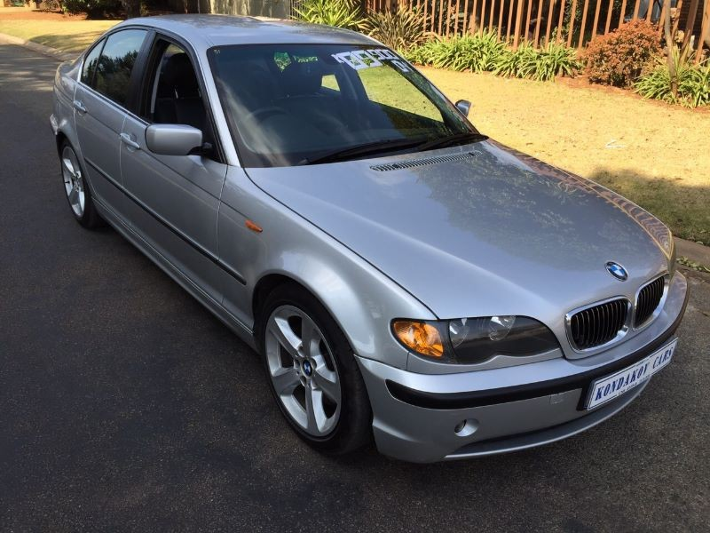 BMW 3 series 330d 2004 photo - 9