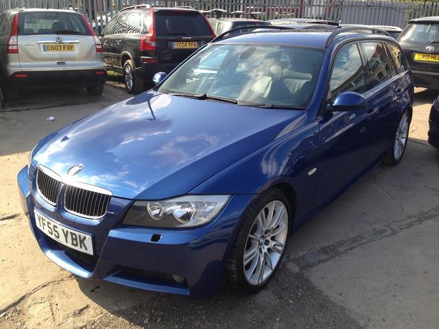 BMW 3 series 330d 2005 photo - 1