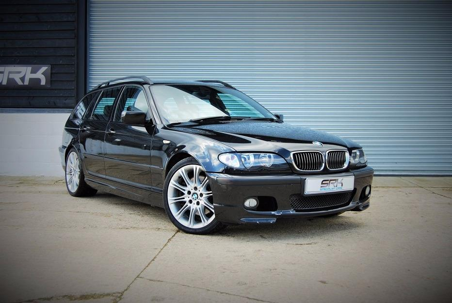 BMW 3 series 330d 2005 photo - 11