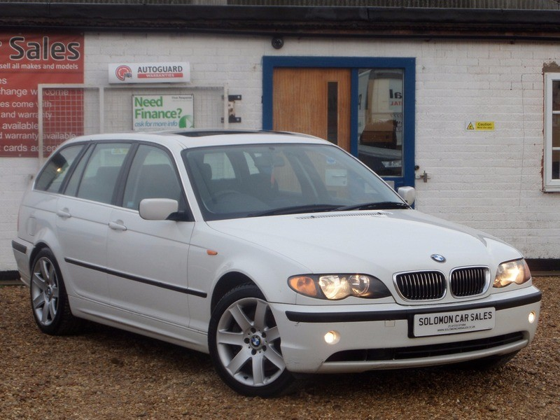 BMW 3 series 330d 2005 photo - 3