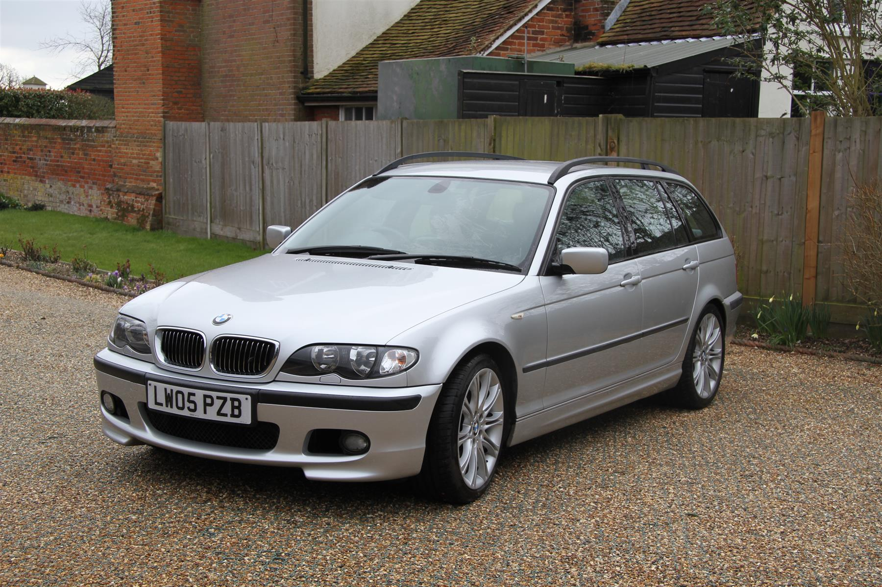 BMW 3 series 330d 2005 photo - 4