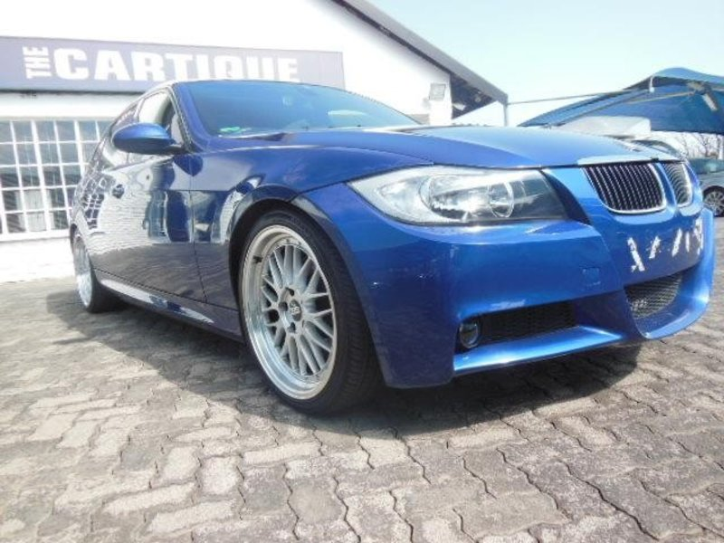 BMW 3 series 330d 2005 photo - 7